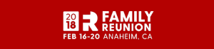 Keller Williams Family Reunion Logo